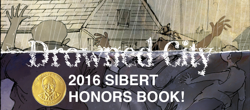 2016 ALA Sibert Award Honors Books