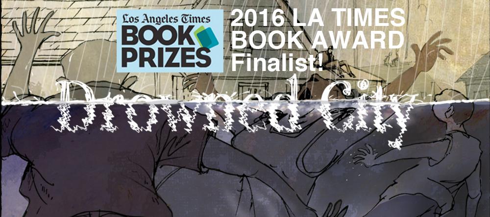 2016  LA Times Book Prize Finalist!