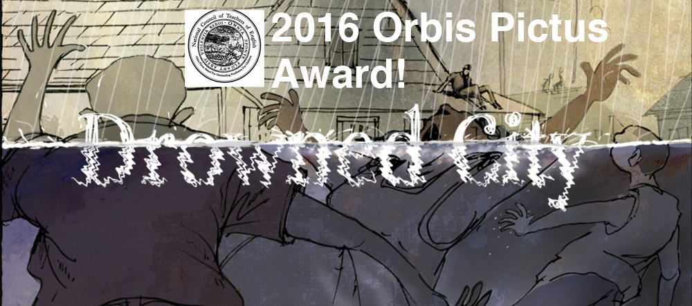 2016 ALA Orbis Pictus Winner!