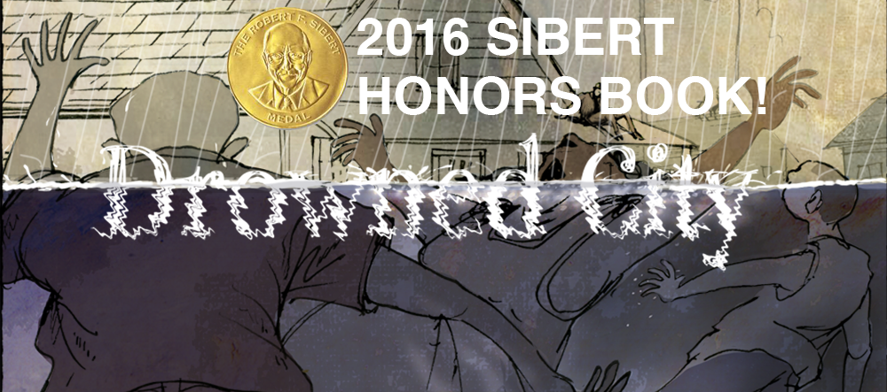 2016 ALA Sibert Award Honors!