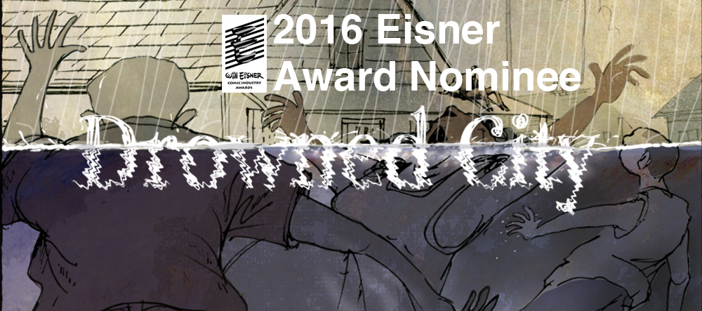2016 Eisner Award